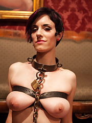 When discipline is slipping on the Upper Floor, the Director turns to the former Slave Consort to help instill order into the slave ranks.