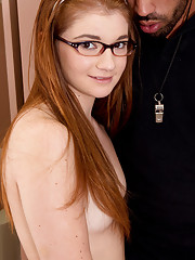 Teen in Glasses