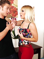 Ashley Fires has hot sex with big cocked married guy and she loves the fucking she takes.