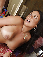 Mariah Milano cheats on her husband considering another guys dick is fucking her latina pussy