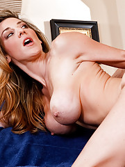 Kayla Paige is a horny neighbor that loves to fuck and suck cock.