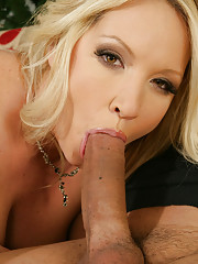 Rachel Love gets her wet pussy pounded by a young cock