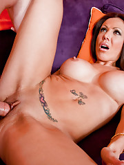 The infamous Amy Fisher takes advantage of her son\