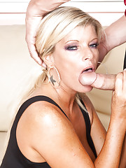 Kristal Summers cant get enough young cock