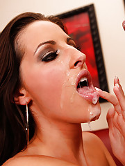 Gorgeous Kortney Kane rocks this cocks world