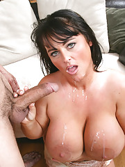 Indianna Jaymes wakes up her sons friend so she can get fucked by him.