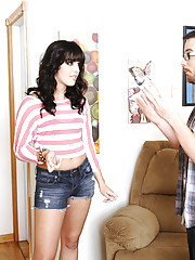 Natalie Heart decides that fucking her friends brother is gonna be fun and hot.