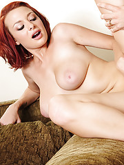 Jessica Robbin is hot and horny for big cock in her tight pussy.
