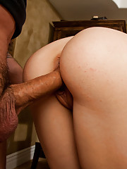 Maya Hills fucks and sucks a  hard cock.