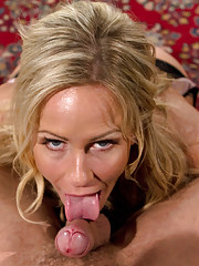 When Simone Sonay learns domestic service, she is MILF trained to take it in the ass