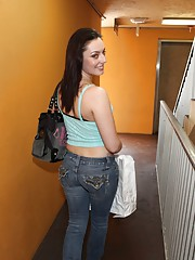 Teen Tight Jeans