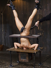 Mind fuckery, extreme predicament devices, evil foot torment, brutal suffering, fisting orgasms!!
