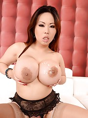 Asian Busty Moms