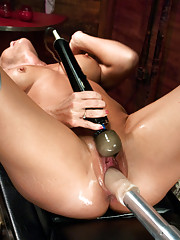 Huge cocks, squirting, anal & orgasms only a MILF can have - long, hard & 100% HER OWN WAY.