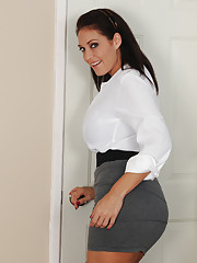 Big Ass in Skirt