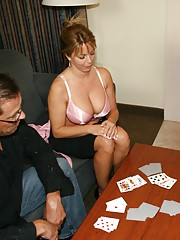 When Mike and Bill coax their sexy neighbor Amber Bach into a game of strip poker things get out of hand quickly