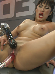 Toe suction, clit suction, fast machines, full throttle fucking until she cums herself to the moon & back. Mia is the firey Asian of OUR DREAMS!