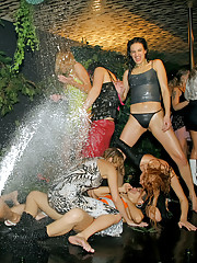 Girls party hard and fuck