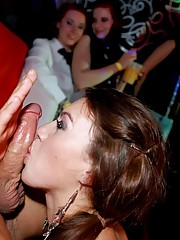 Hot drunk party girl fuck
