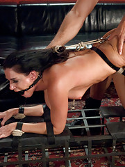 Hot Submissive MILF in hardcore BDSM