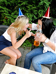 Party sweethearts fooling