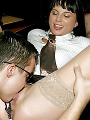 Hot drunk sexy orgy party