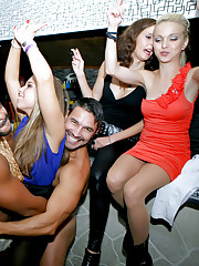 Hot sex party getting crazy