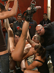 Slutty blonde ready to go. First PD- lap dances, squirting, anal, DP, device bondage. Magical slut skill- to cum and squirt from nipple play alone!