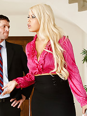 Ava, Bridgette, and Preston are realtors who all got assigned to sell the same house by their boss. At first they can't figure out a way on who gets to sell the house until, Preston has the idea of whoever gets the biggest orgasm wins. The sexual ten