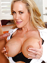 Brandi Love can't believe how incompetent her employee, Ryan, can be at times. He's just sitting around watching March Madness while the break room is a mess! If Ryan wants to stay employed under Brandi then she's going to have to whip him