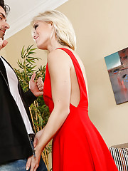 Ryan stops by his friend's house because it's boys night out and Ryan needs his wing man. His wing man is out though, but his wing man's girlfriend, Ash Hollywood, is home. Ash invites Ryan in to wait around for a bit, but it soon becomes e