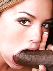 Tori Black is home alone when her friend