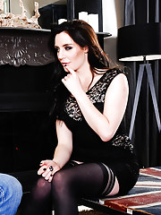 Samantha Bentley thinks that her friend's husband is really hot. So when her friend and her husband stop by London to visit Samantha she decides to make her move. While her friend sleeps upstairs Samantha starts seducing her friend's husband. Sh