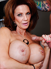 Deauxma catches her son