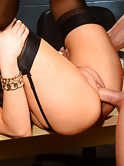 Audrey Bitoni thinks that the new guy at the office, Johnny, is really cute. She
