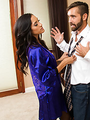 Chloe Amour finds out that her husband has been cheating on her with his secretary. To get even she calls her husband